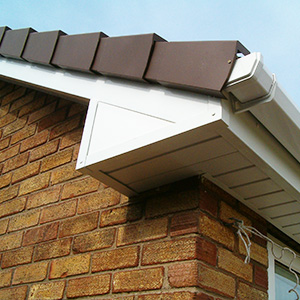 Soffits and bargeboards Wakefield